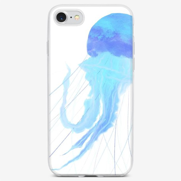 Чехол iPhone «Медуза »