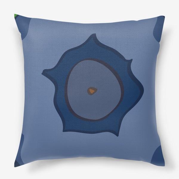 Подушка «Черника»