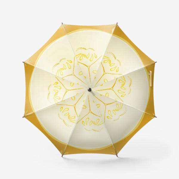 Зонт «Дыня»