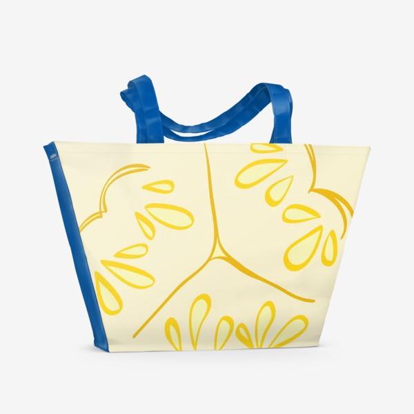 Пляжная сумка «Дыня»
