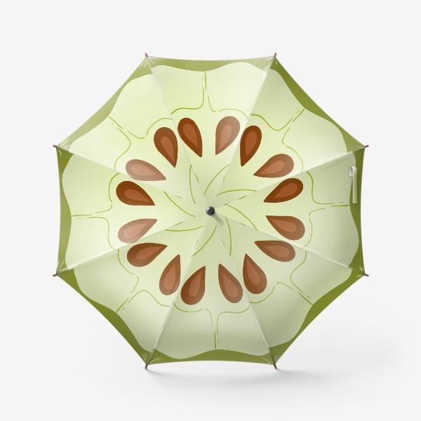 Зонт «Яблоко»