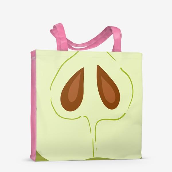 Сумка-шоппер «Яблоко»