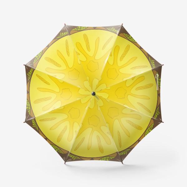 Зонт «Ананас»