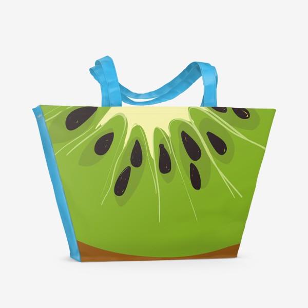 Пляжная сумка «Киви»