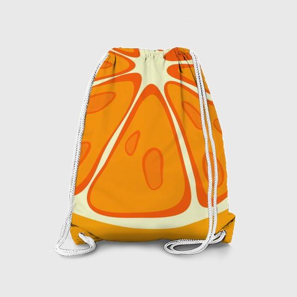 Рюкзак «Апельсин»