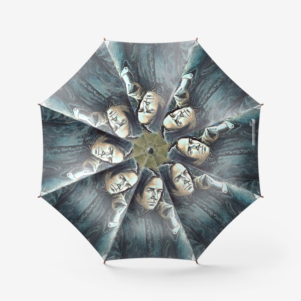 Зонт «Волшебному учителю!»
