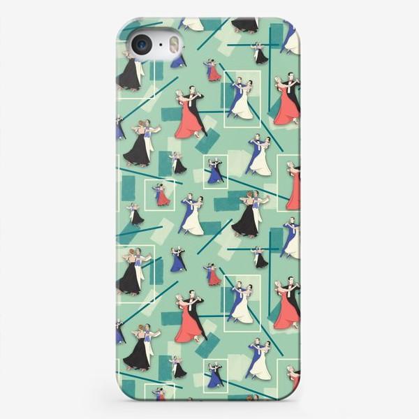Чехол iPhone «Вальс»