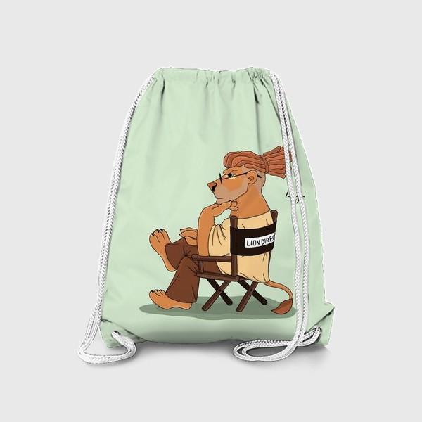 Рюкзак «DIRECTOR (лев)»