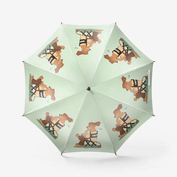 Зонт «DIRECTOR (лев)»