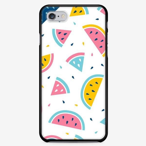 Чехол iPhone «Веселые арбузы»