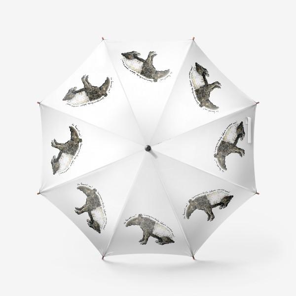 Зонт «ТАПИР »