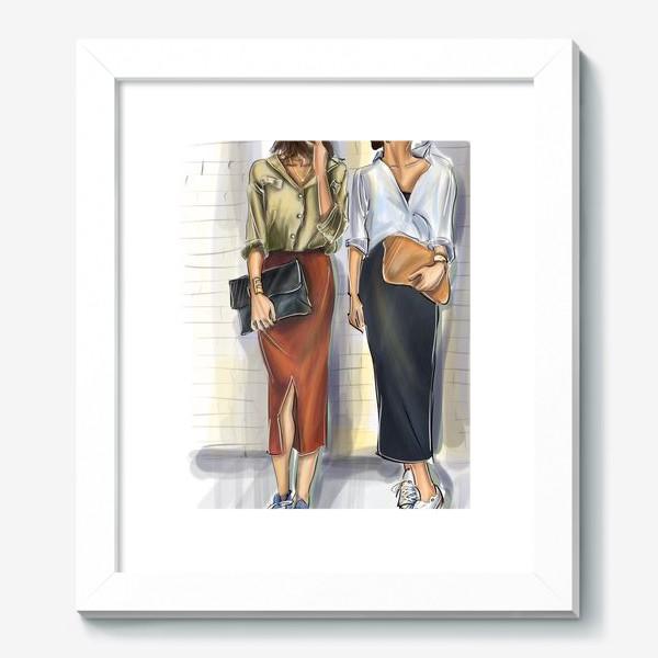 Картина «Fashion girls»