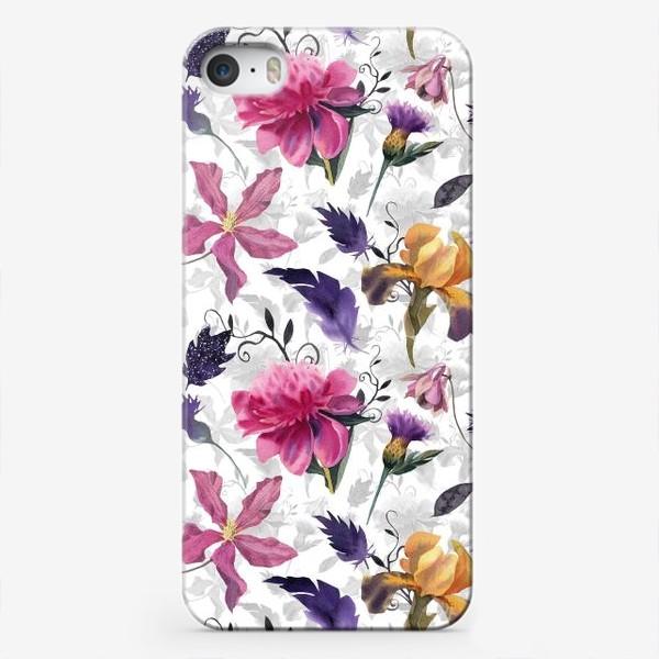 Чехол iPhone «Summer day»