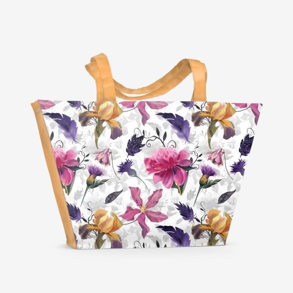 Пляжная сумка «Summer day»
