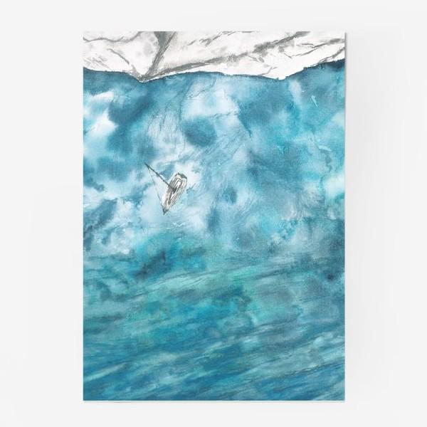 Постер «Морская гладь»
