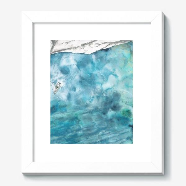 Картина «Морская гладь»
