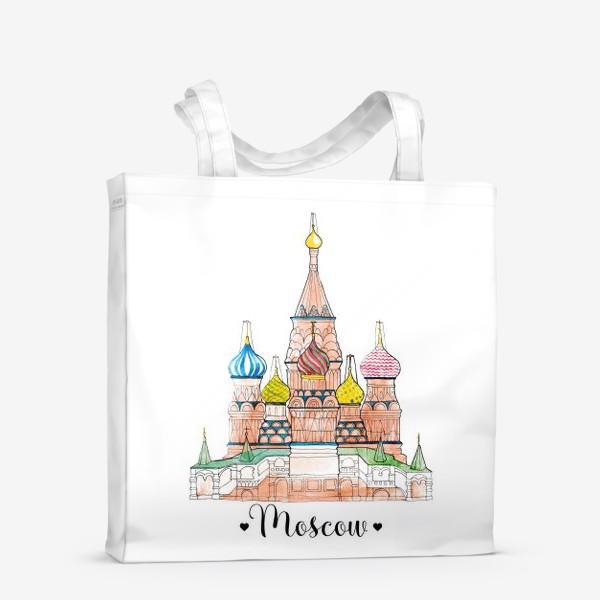 Сумка-шоппер «Moscow»