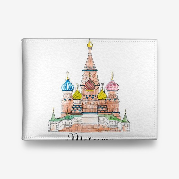 Кошелек «Moscow»