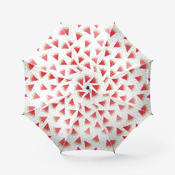 Зонт «Сочные арбузики»