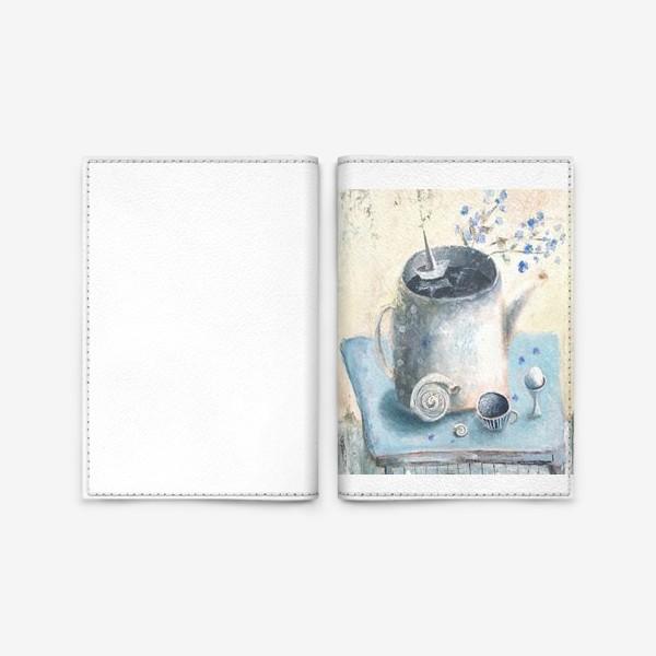 Обложка для паспорта «Натюрморт»