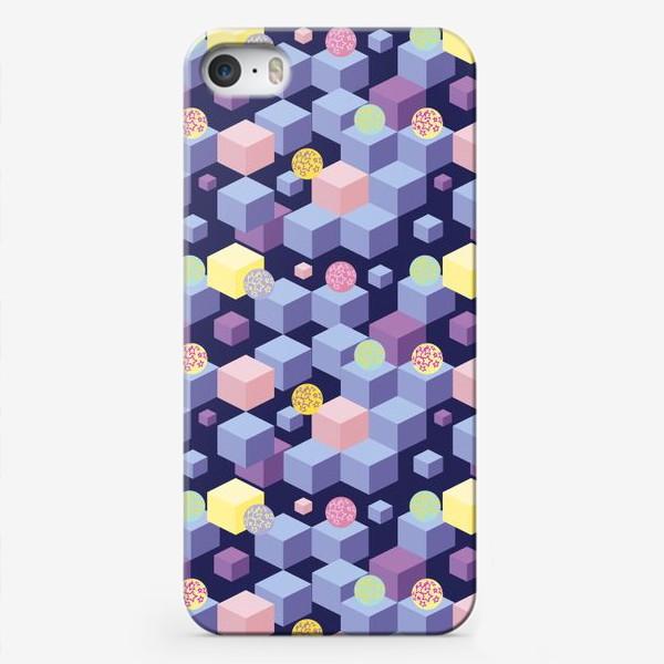 Чехол iPhone «Изометрия»