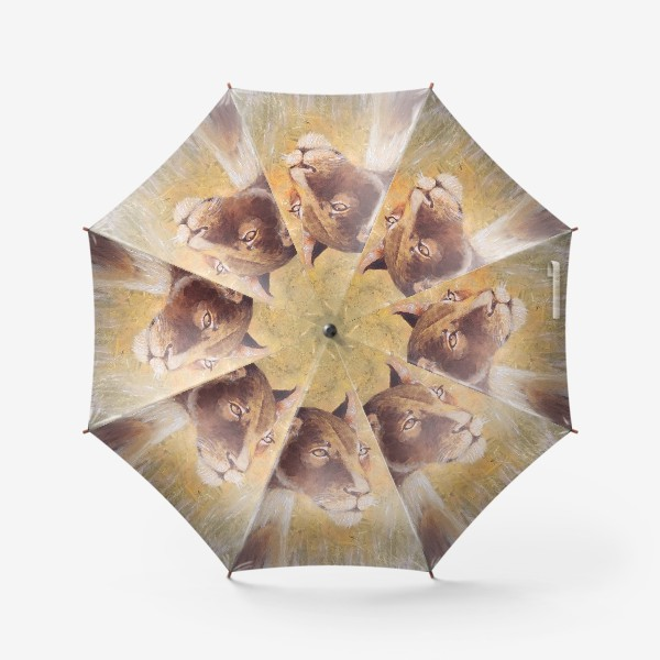 Зонт «Львица»