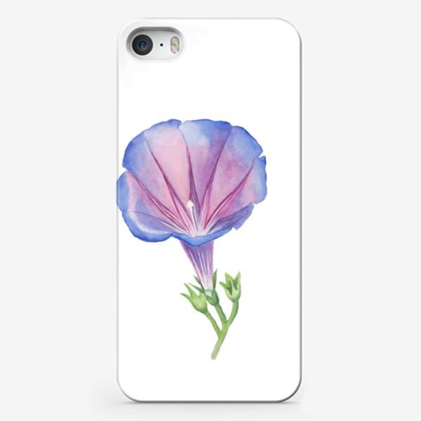 Чехол iPhone «Петуния Petunia»