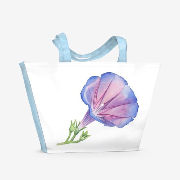Пляжная сумка «Петуния Petunia»
