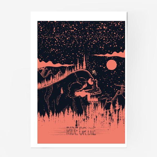 Постер «Ride Or Die»