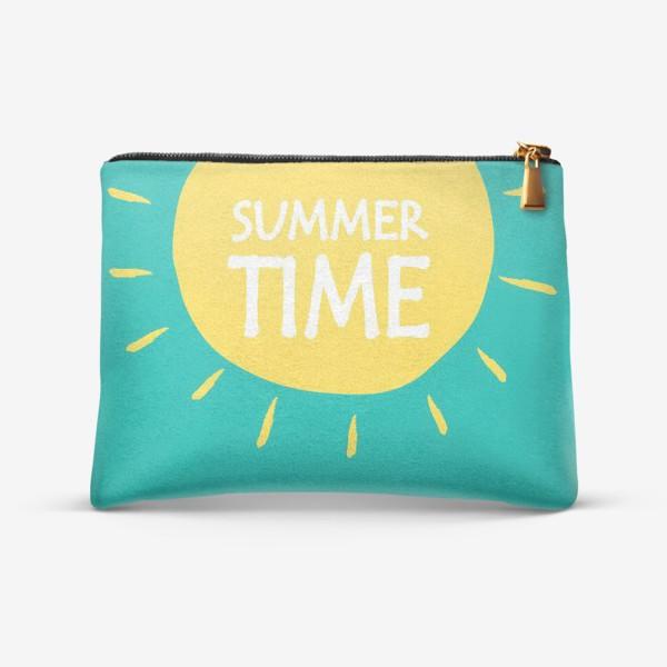 Косметичка «Лето Summertime»