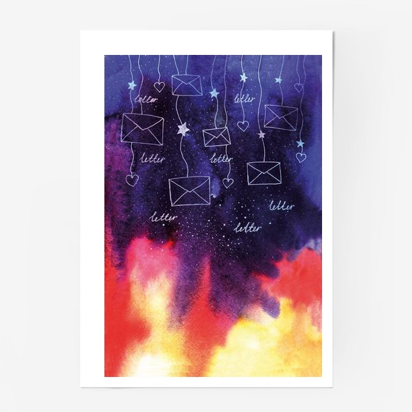 Постер «Space »