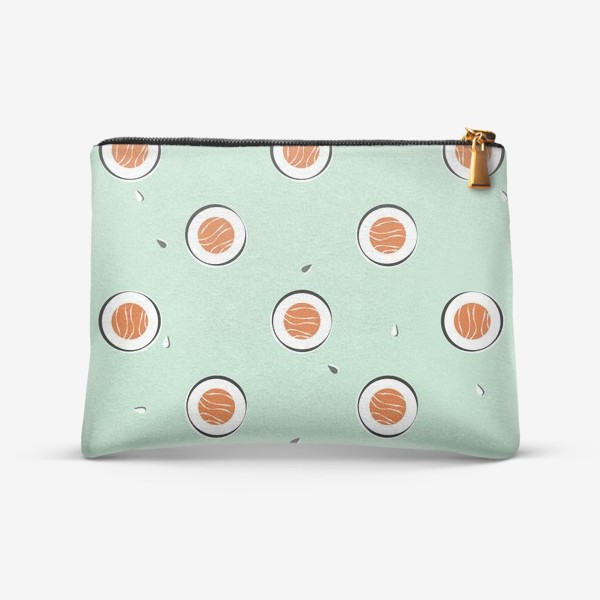 Косметичка «sushi pattern»