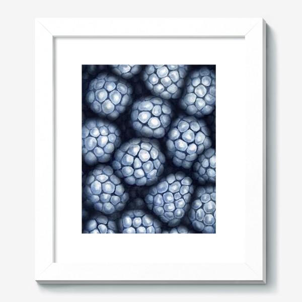 Картина «Ежевика Blackberry»