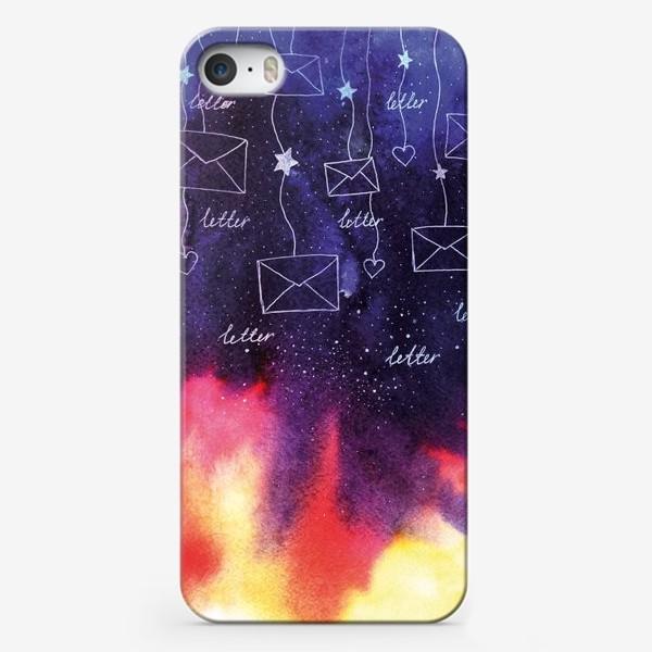 Чехол iPhone «Space »