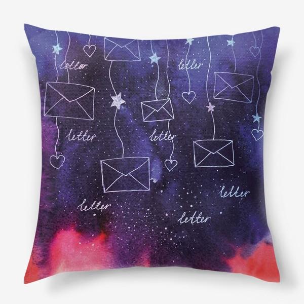 Подушка «Space »