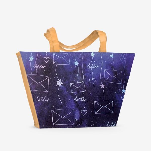 Пляжная сумка «Space »