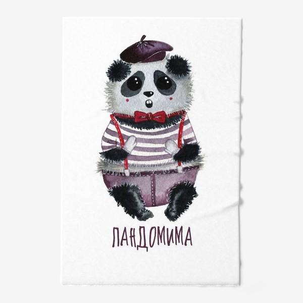 Полотенце «Панда Мим»