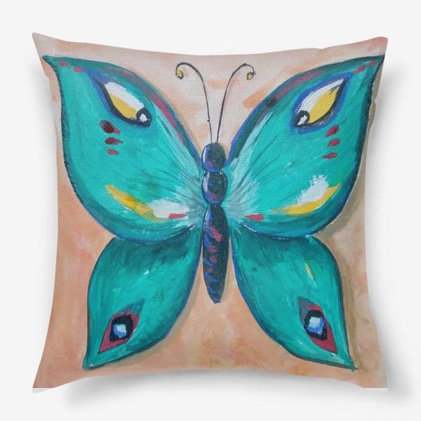 Подушка «Бабочка»