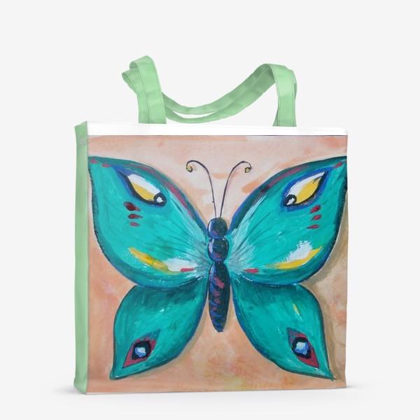 Сумка-шоппер «Бабочка»