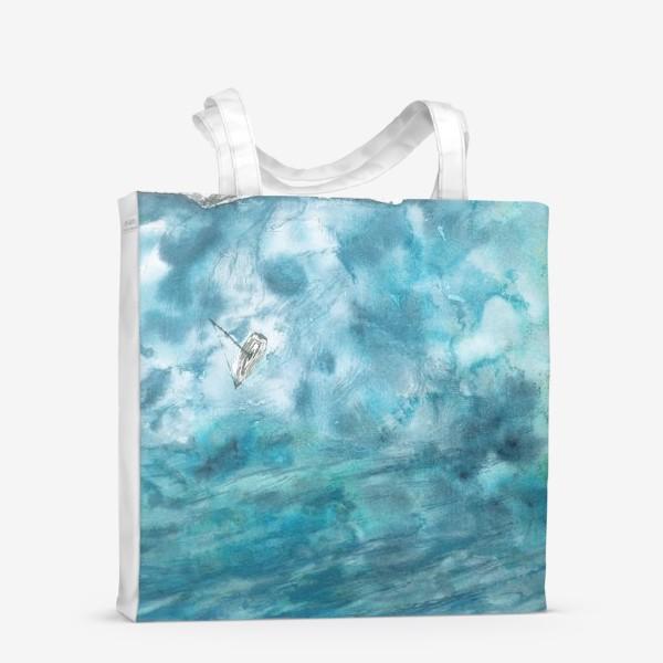 Сумка-шоппер «Морская гладь»