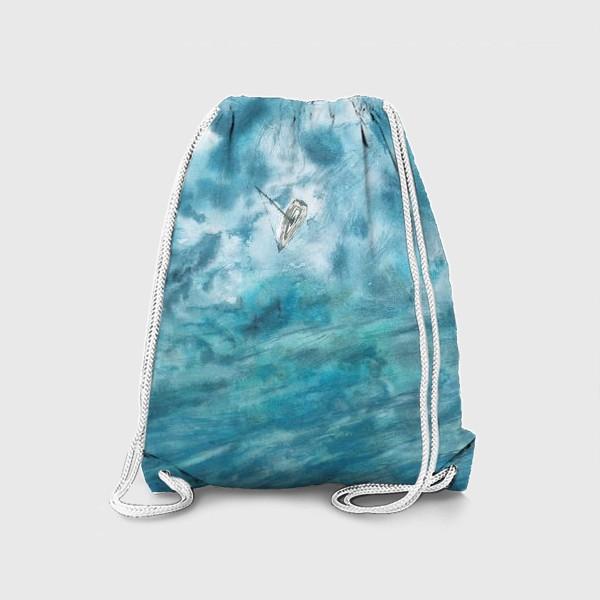 Рюкзак «Морская гладь»