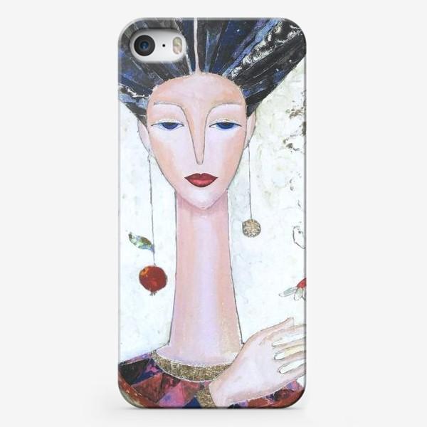 Чехол iPhone «Лефишааль»