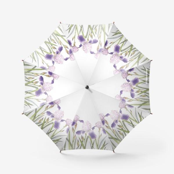 Зонт «Ирисы 2»