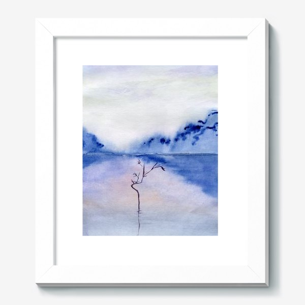 Картина «Акварельный пейзаж.»