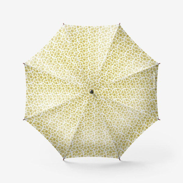 Зонт «Сочные лимоны паттерн»