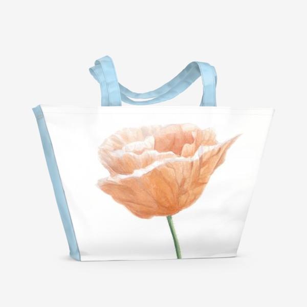 Пляжная сумка «Мак»