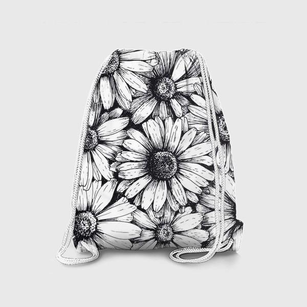 Рюкзак «Ромашки»