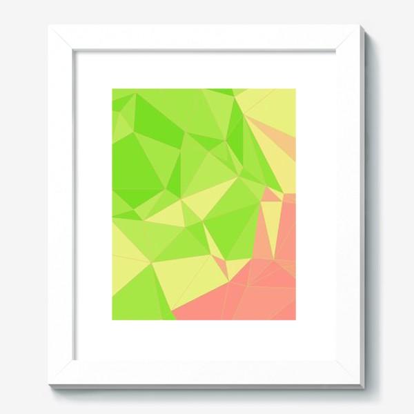 Картина «Треугольники»