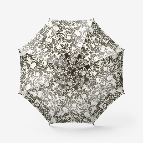 Зонт «Graphic pomegranates»