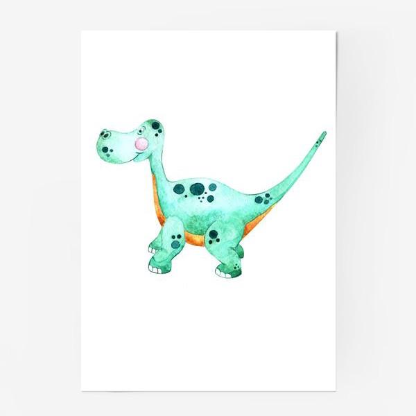 Постер «Little Dino »